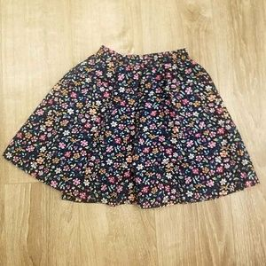 Tea Collection Bottoms - Girls Floral Skirt - Sz 2 Years